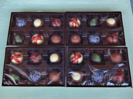 コストコ チョコレート バレンタイン