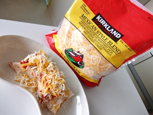 コストコ 新商品 チキン エンチラーダ(Chicken Enchiladas)1,580円也