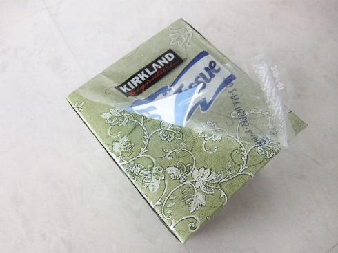 Costco コストコ Facial Tissue 円 フェイシャルティッシュ