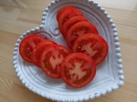 コストコ ローマトマト 698円也 roma 房付 枝付 プチトマト イタリア