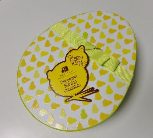 チョコレートエッグ ボックス 1,648円也 コストコ イースター