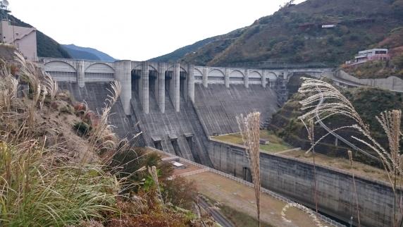 2015/11/1 大滝ダム