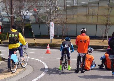 富山マラソンプレ大会シクロシティ自転車
