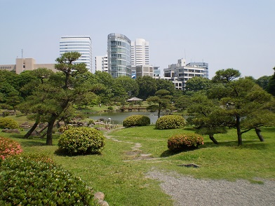 旧芝離宮庭園 02
