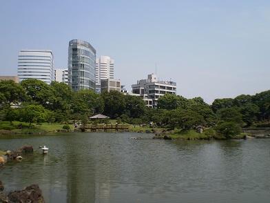 旧芝離宮庭園 03