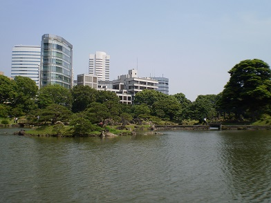 旧芝離宮庭園 04