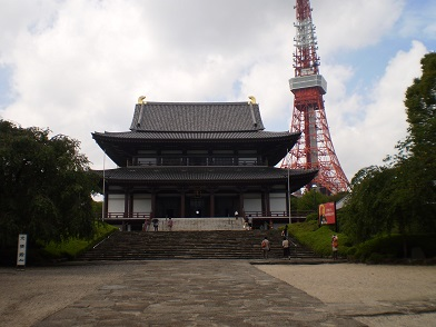 増上寺 3