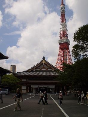増上寺 4