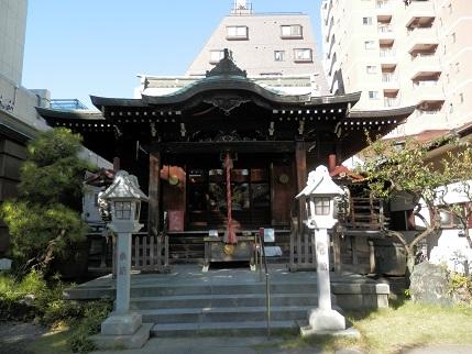 千束神社 4