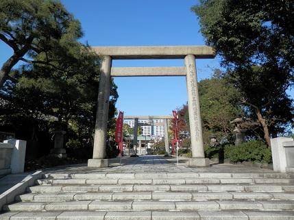石浜神社 2