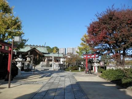 石浜神社 4