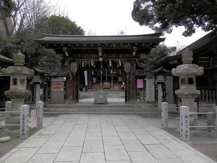 下谷神社 4