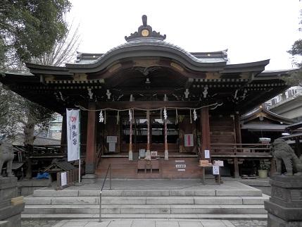 下谷神社 5