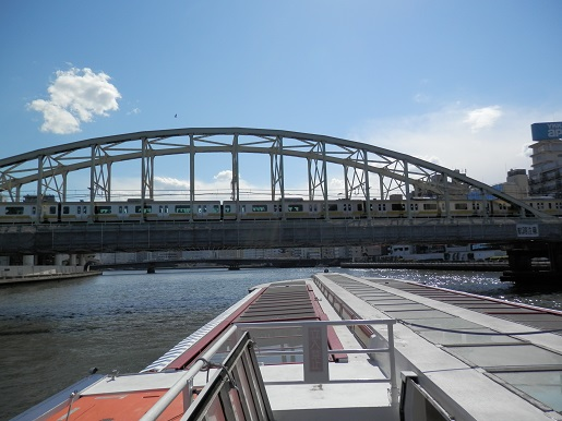 水上バス 8