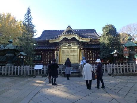 上野東照宮 7