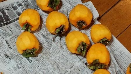 大神柿むき2