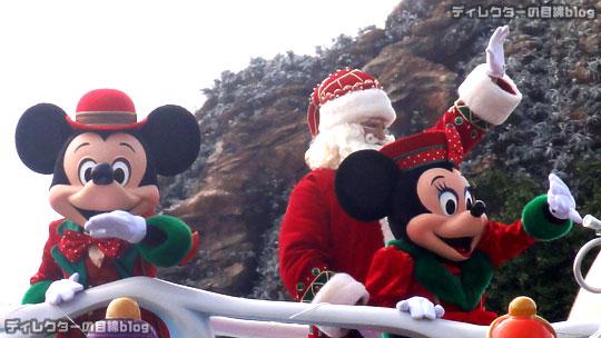 [動画] °○°東京ディズニーシー 「クリスマス・ウィッシュ2015 パーフェクト・クリスマス」 (3日目 2回目公演ダイジェスト版) [FHD]