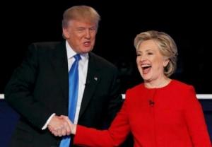 アメリカ大統領選挙候補者討論会...