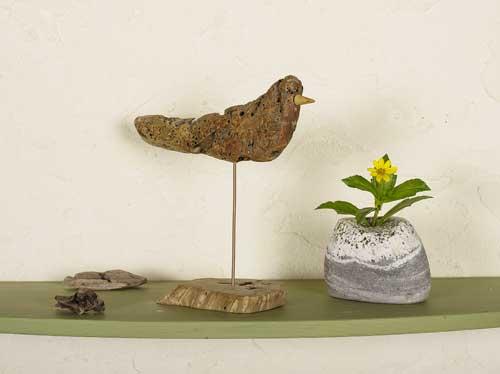 2015-流木の鳥―1
