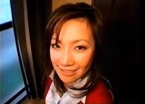 (オネエさん・モデル)モデルの塩吹きムービー。青木涼子 22才のGカップモデル妻を指マンで塩吹きいかせ