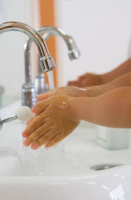 食中毒 手洗い