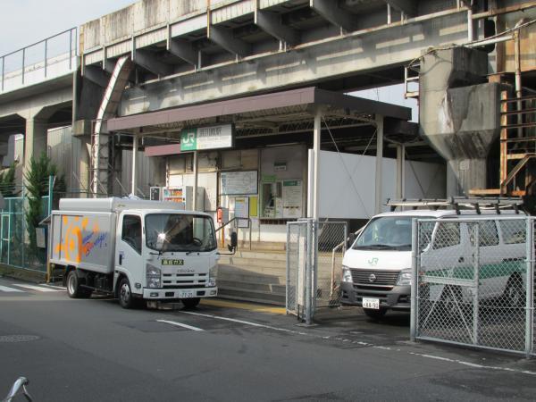浜川崎駅3