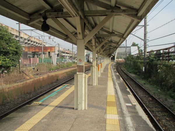 浜川崎駅2
