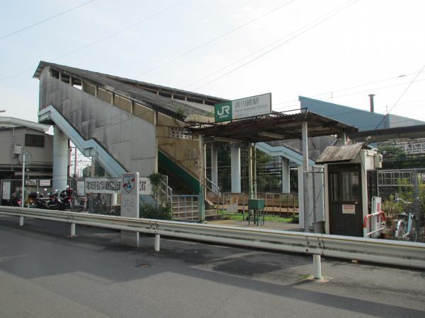 浜川崎駅1