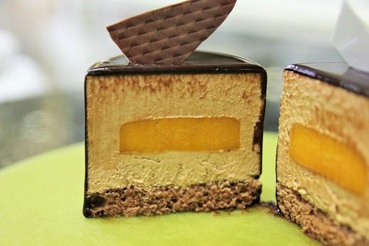 ミルクチョコ&マンゴー