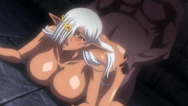 エルフ姫ニィーナ Vol.03 もう戻れない