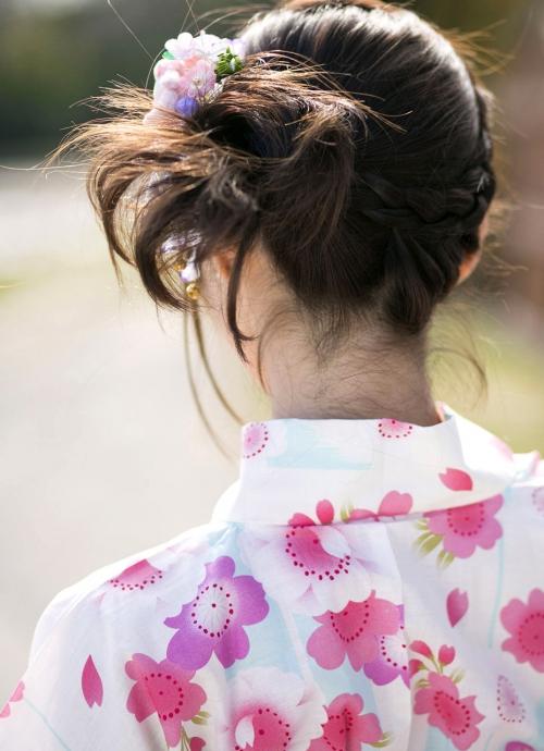 浴衣美女 AV女優 18