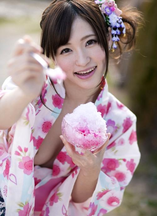 浴衣美女 AV女優 22