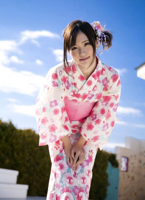 浴衣美女 AV女優 35