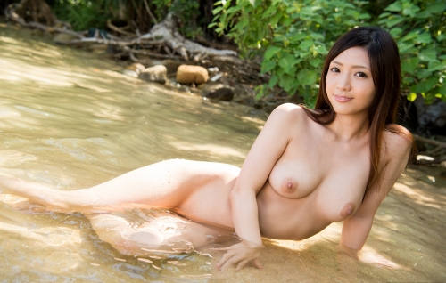青山はな AV女優 45
