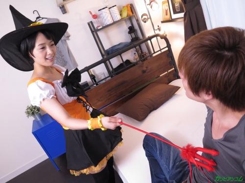 羽田真里(向井藍) 09