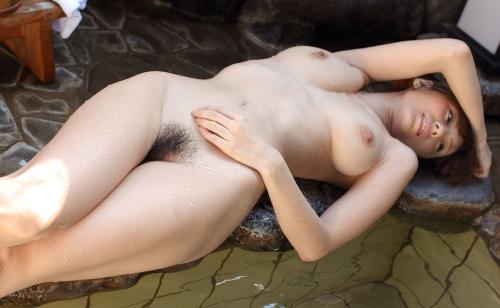 温泉 おっぱい 12