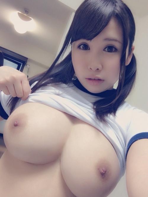 素人 Selfie 自画撮り 19