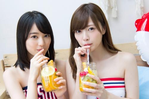 白石麻衣×生田絵梨花 09