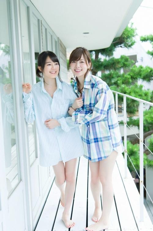白石麻衣×生田絵梨花 12