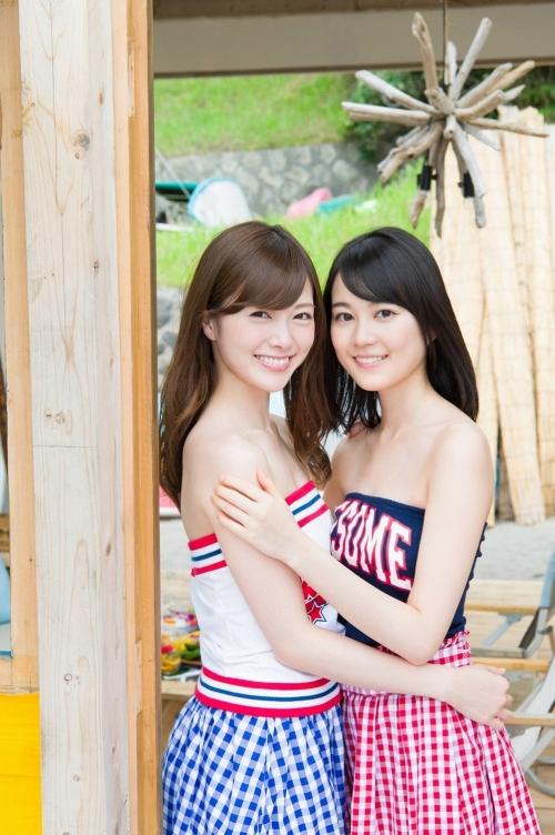 白石麻衣×生田絵梨花 14