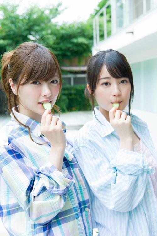白石麻衣×生田絵梨花 15