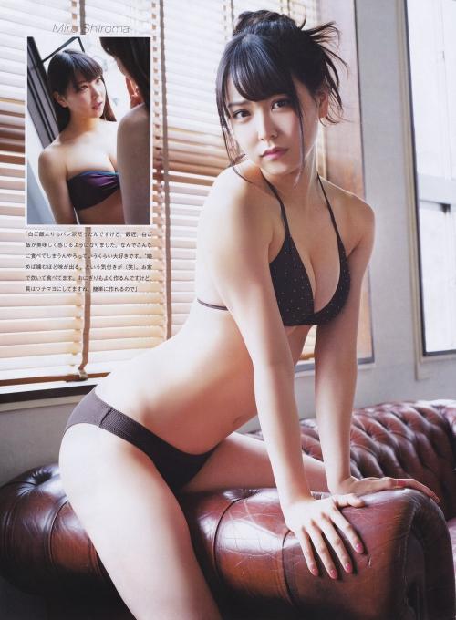 白間美瑠 18