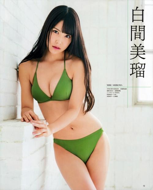 白間美瑠 32