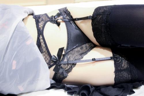 少女映畫 『デート・ア・ライブ』 時崎狂三 コスプレ 05