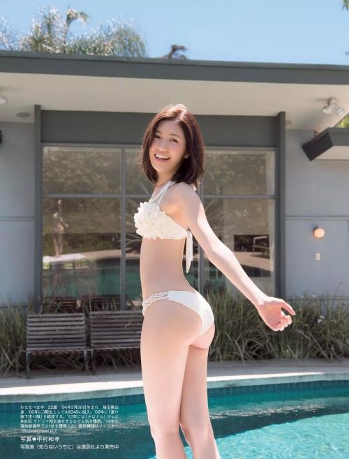 AKB48 渡辺麻友 写真集 『知らないうちに』 09