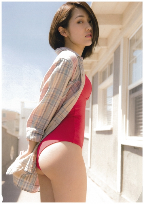 AKB48 渡辺麻友 写真集 『知らないうちに』 37