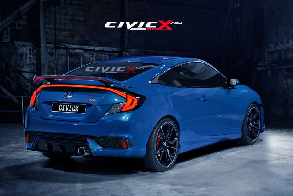 CIVIC COUPE 2016 3