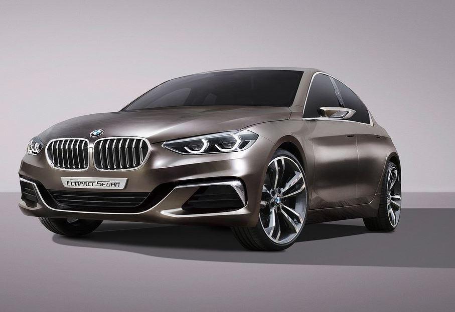 BMW compact sedan concept 00