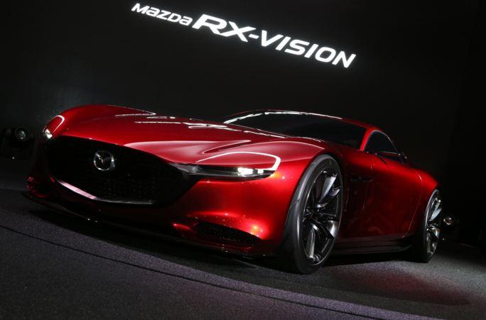 RX-VISION MAZDA