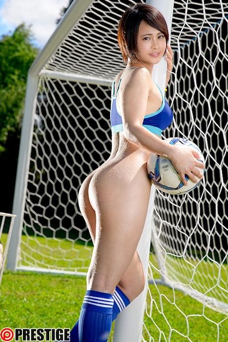 【新作】某私立大学4年 サッカー有名クラブチーム所属 内田篤子 AVデビュー AV女優新世代を発掘します! 35 1